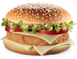 Chicken Big Tasty