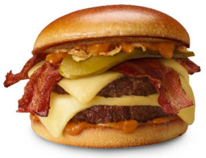 Double Cheddar & Smoky Bacon