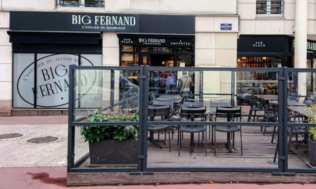 Big Fernand Montrouge