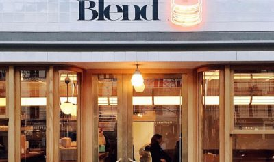 Blend Hamburger Paris Beaumarchais
