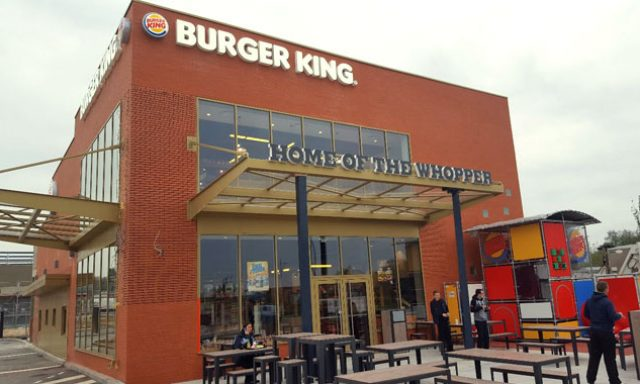 Burger King Abbeville Sucrerie
