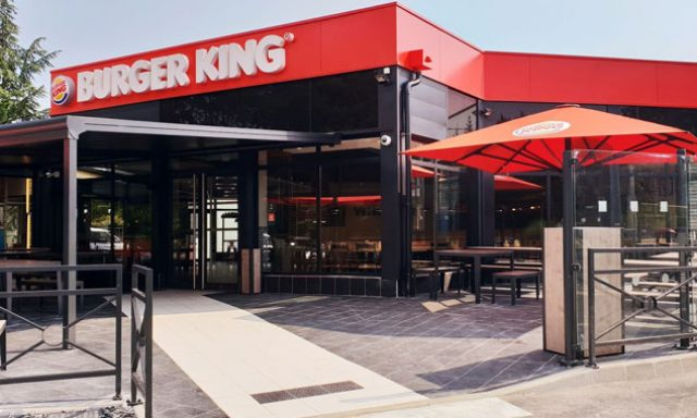 Burger King Bayonne Saint-Léon