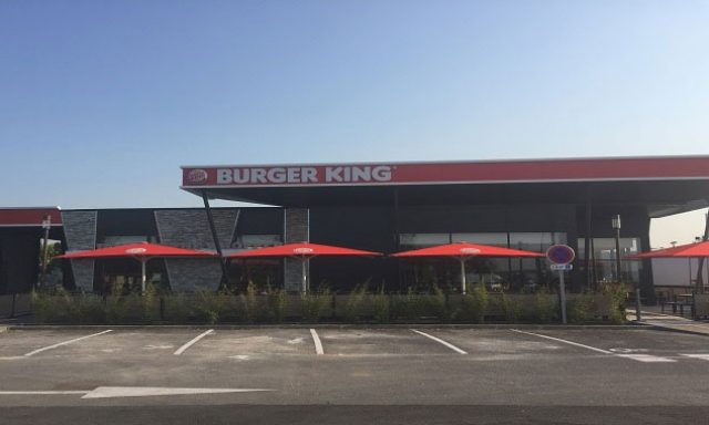 Burger King Bordeaux Bègles