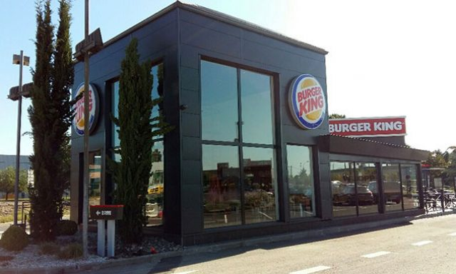 Burger King Bordeaux Mérignac