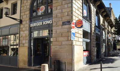 Burger King Bordeaux Centre
