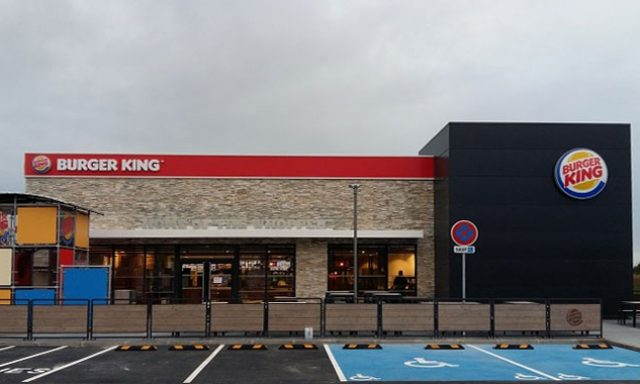 Burger King Boulogne Saint-Martin