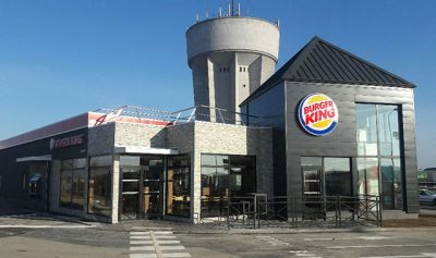 Burger King Caen Mondeville