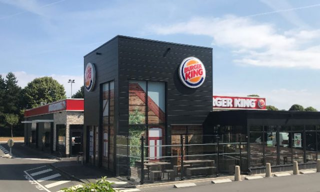 Burger King Chartres La Madeleine