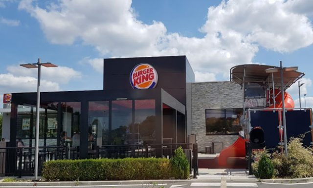 Burger King Creil Saint Maximin