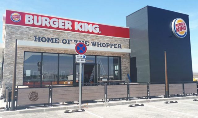 Burger King Douai Somain