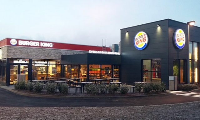 Burger King Épinal