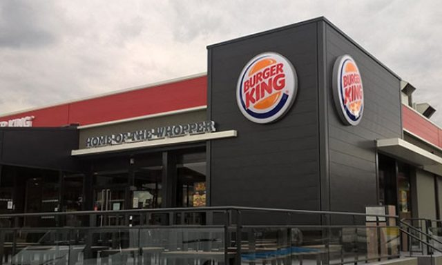 Burger King Gonesse Paris Nord 2