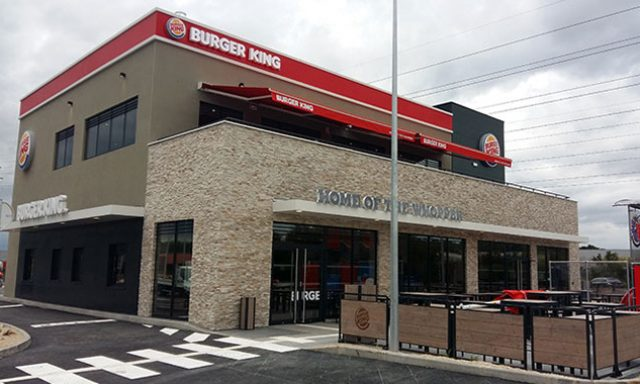 Burger King Hénin-Beaumont Maison Plus