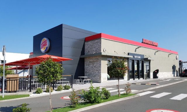 Burger King Le Mans Saint-Saturnin