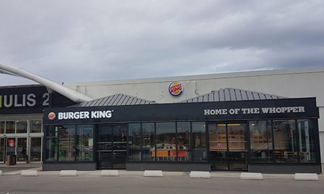 Burger King Les Ulis 2
