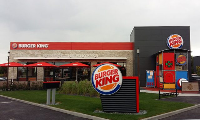 Burger King Lille Leers
