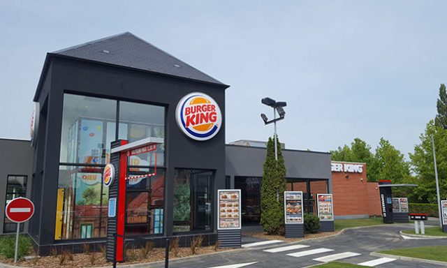 Burger King Lille Marcq