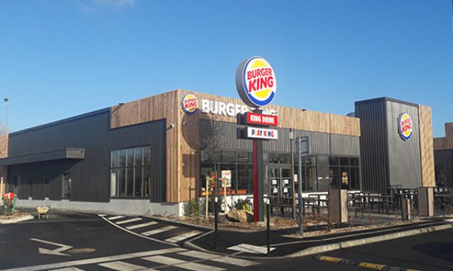 Burger King Mantes Porte de Normandie