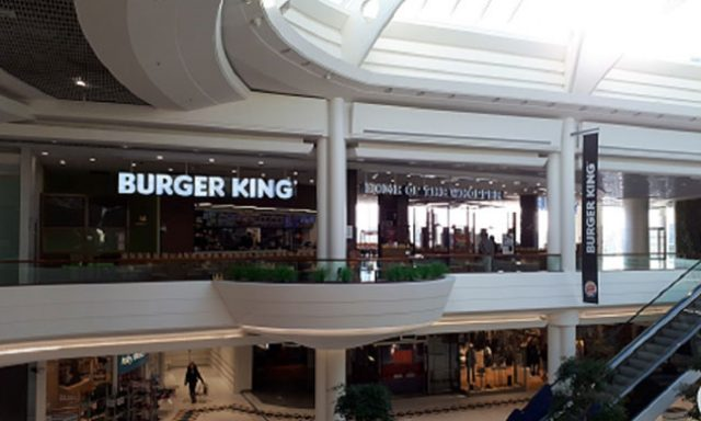 Burger King Nantes Atlantis