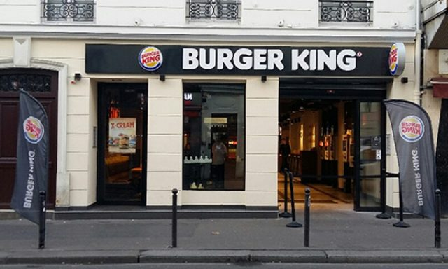 Burger King Paris Bastille