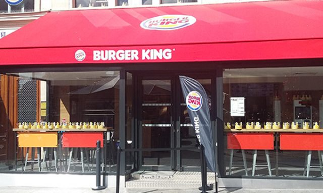 Burger King Paris Gare du Nord