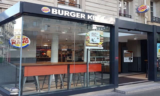 Burger King Paris Wagram