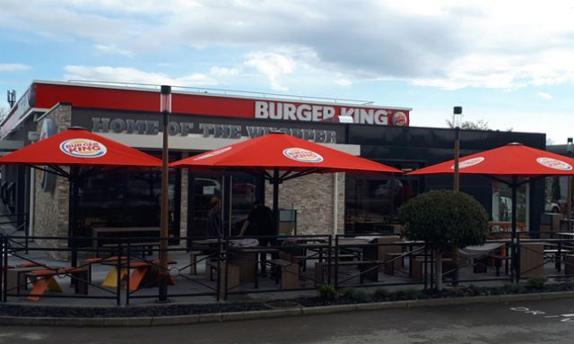 Burger King Pau Route de Tarbes