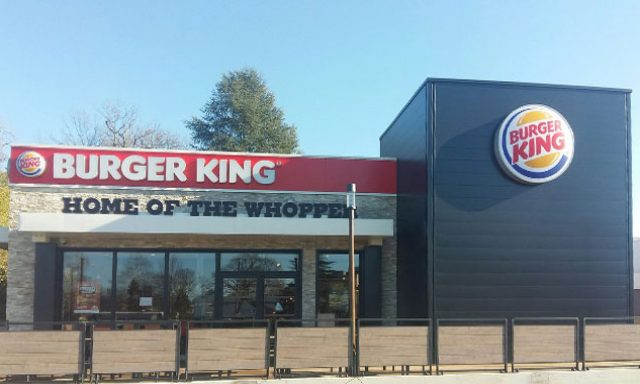 Burger King Pau Université