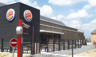 Burger King Rennes Pacé