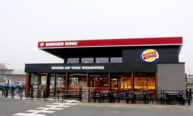 Burger King Saint-Amand-les-Eaux