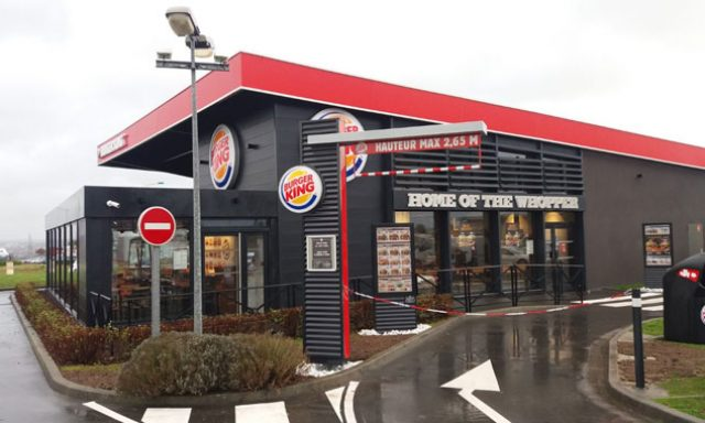 Burger King Saint-Lô