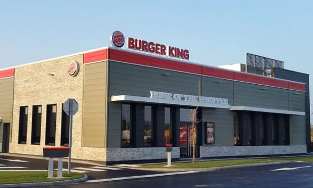 Burger King Saint-Nazaire