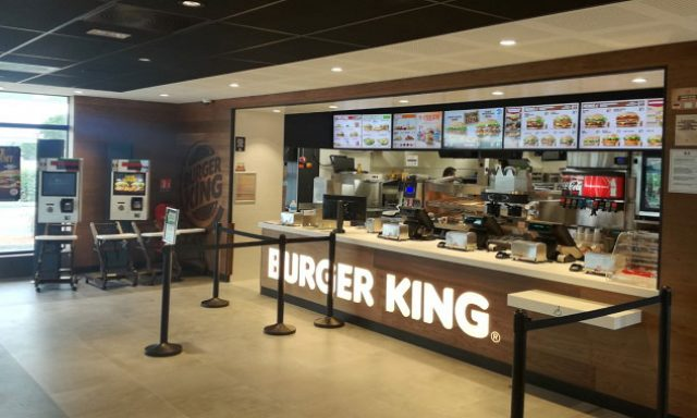 Burger King Tarbes Stade