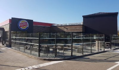 Burger King Thionville Terville