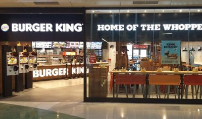 Burger King Tours Les Atlantes