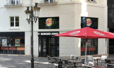 Burger King Tours
