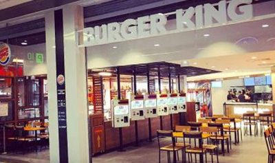 Burger King Vélizy 2