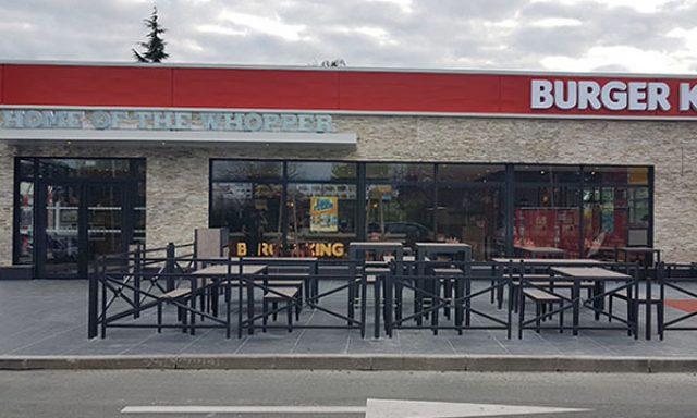 Burger King Viry-Châtillon