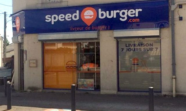 Speed Burger Angers Trélazé