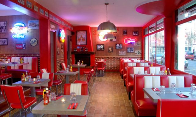 Fifty's American Diner's