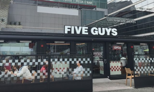 Five Guys La Défense