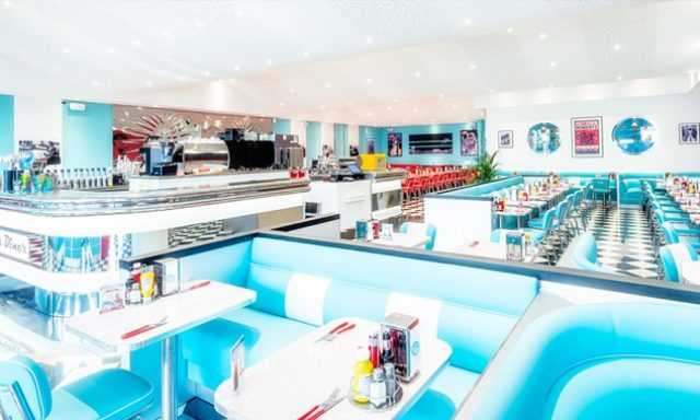Holly's Diner Brétigny
