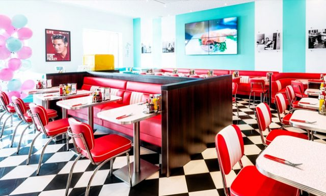 Holly's Diner Louvroil