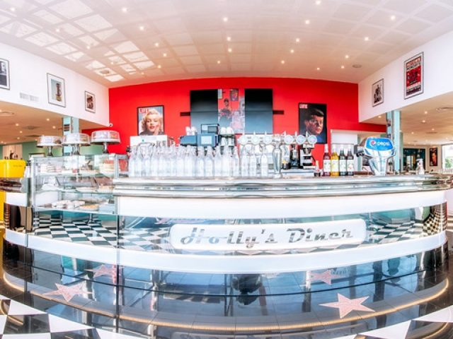 Holly's Diner Poitiers