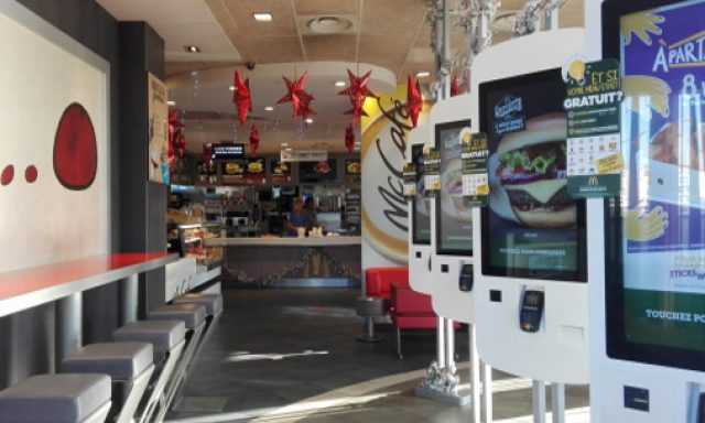 McDonald's Bussy-Saint-Georges