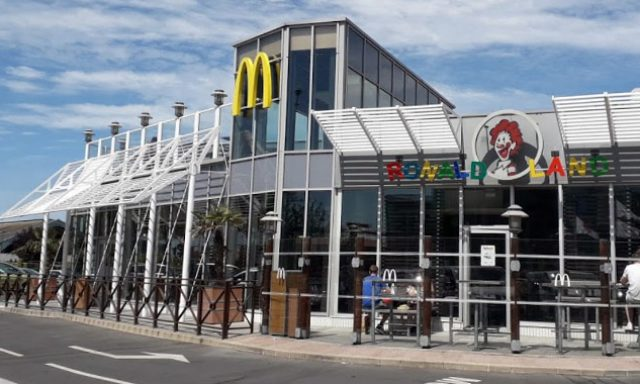 McDonald's Le Havre Docks