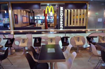 McDonald's Montigny SQY Ouest