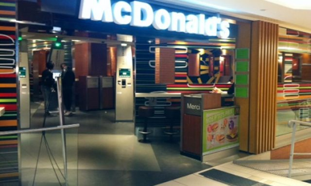 McDonald's Paris Italie 2