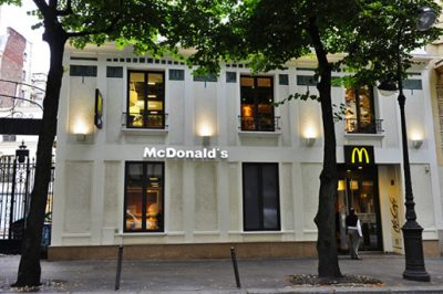 McDonald's Paris Convention