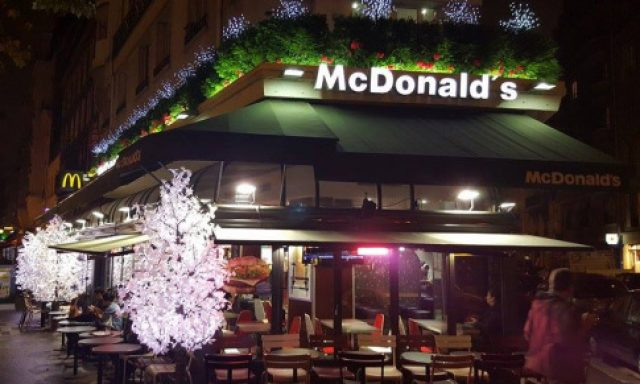 McDonald's Paris Porte de Champerret